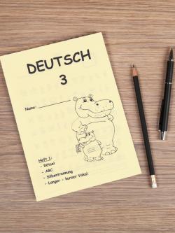 Deutschhefte 3. Schuljahr