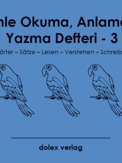 Türkisch lernen Grundschule Klasse 1 und 2 Heft 3