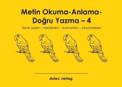 Türkisch lernen Grundschule Klasse 1 und 2 Heft 4